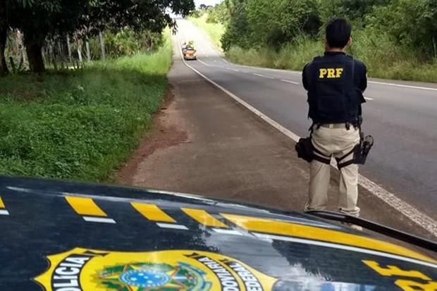 Radares móveis foram retirados das rodovias federais (Foto: Divulgação)