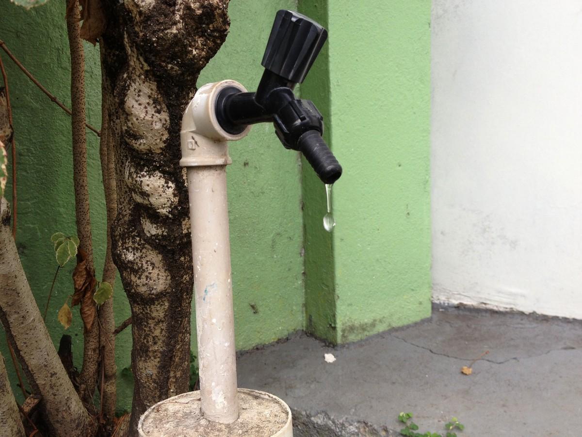 Falta d'água vai afetar 100 mil habitantes em seis cidades da PB, diz Cagepa