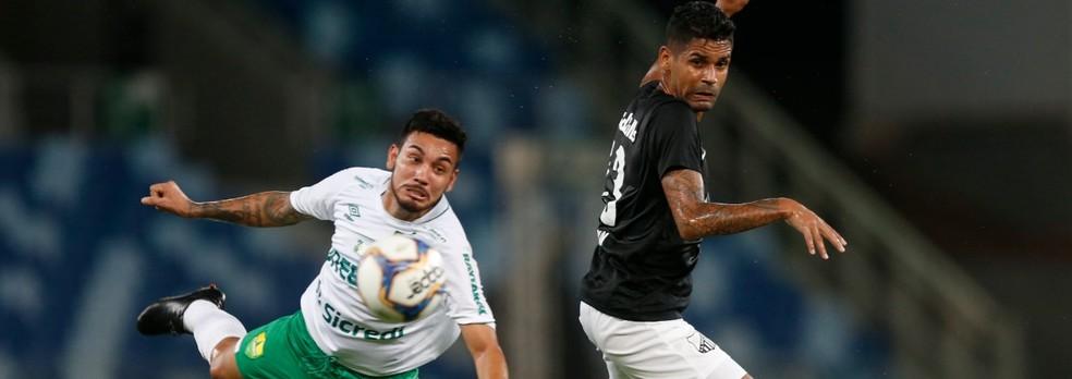 Cuiabá faz três jogos fora — Foto: Ari Ferreira/CA Bragantino