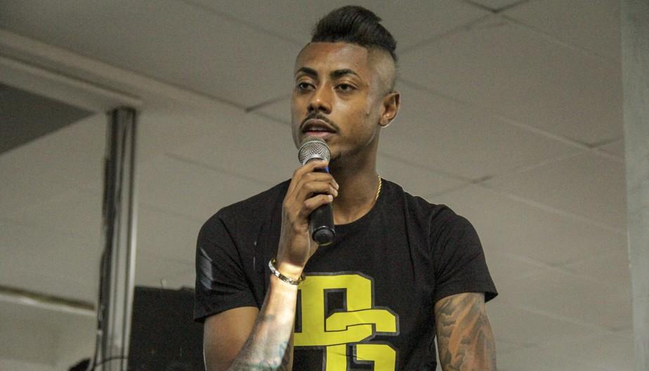 Bruno Henrique recorda dificuldades e cita Flamengo como