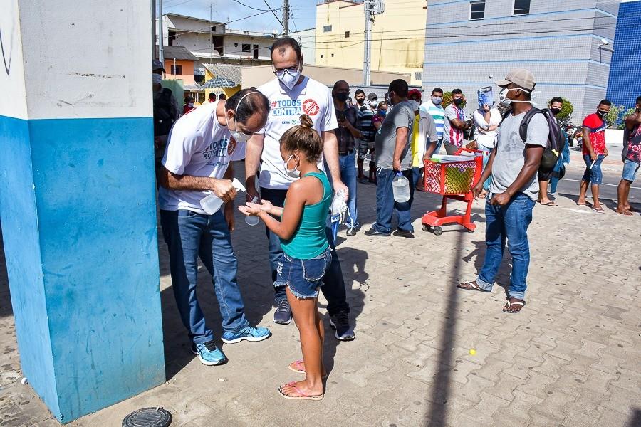Cruzeiro do Sul chega a 4.393 casos de Covid-19 e situação preocupa autoridades: 'Assustador'