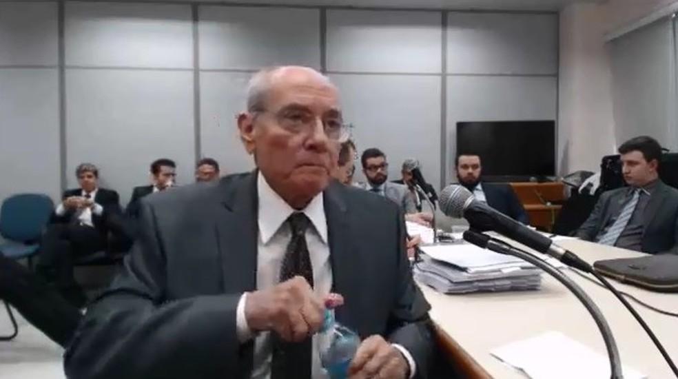 Glaucos Costamarques foi interrogado por Sérgio Moro em duas oportunidades (Foto: Reprodução)