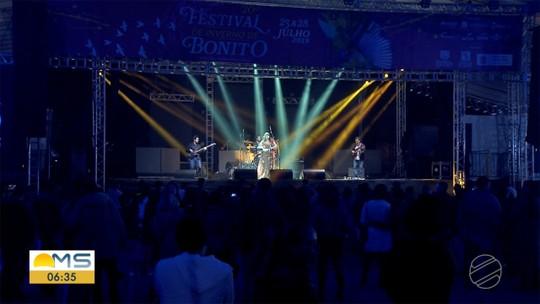 Na 20ª edição, Festival de Inverno de Bonito ofereceu 4 dias de mergulho cultural