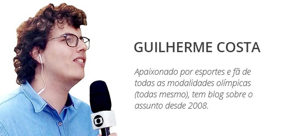 Guilherme Costa (Foto: Arte)