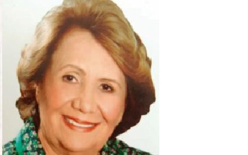 Empresária Zélia Macedo morreu no Recife de Covid-19 — Foto: Acervo de família