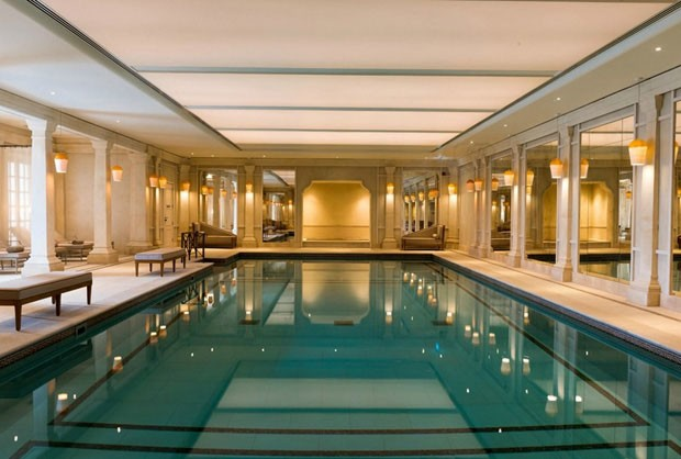 Piscina do Cliveden House Hotel