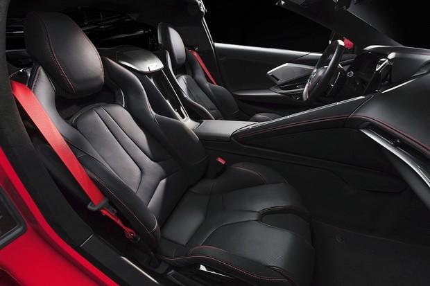 2020 Chevrolet Corvette Stingray (Foto: Divulgação)