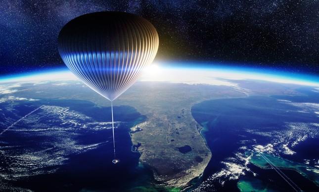 Spaceship Neptune da Space Perspective