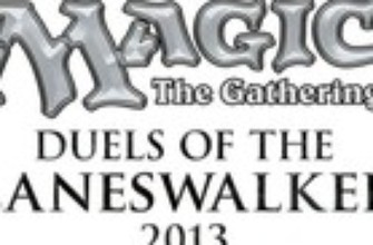 Magic The Gathering Duels of Planeswalkers 2013