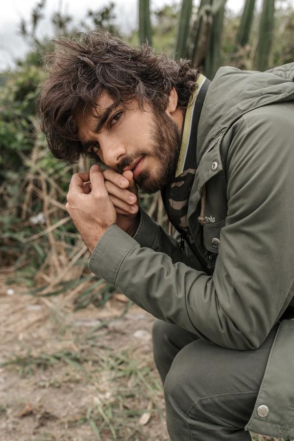 Hugo Moura (Foto: Felipe Lima)