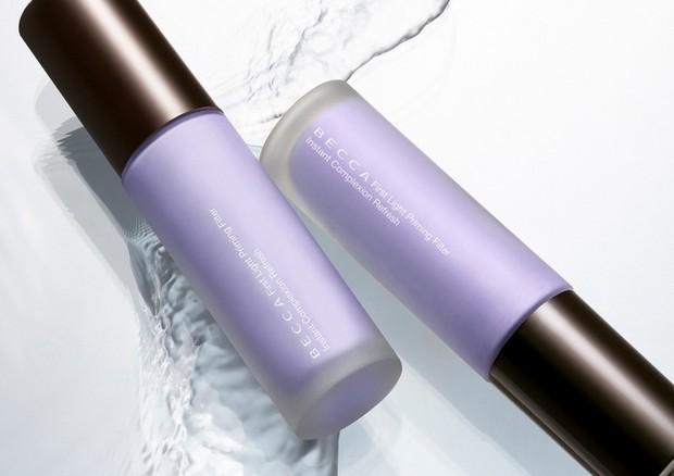 Primer First Light Priming Filter traz luminosidade natural para a pele (Foto: Reprodução Instagram @beccacosmetics )