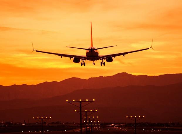 Avião matéria (Foto: Thinkstock)