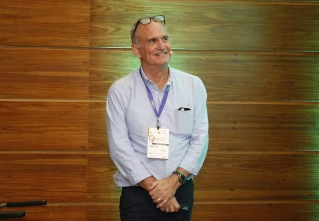 Mark Lund: especialista em cinema e negócios (Foto: Divulgação)