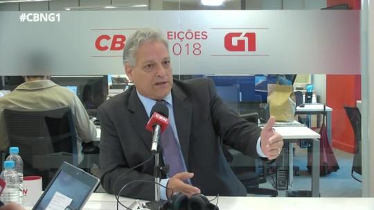 Veja o que é #FATO ou #FAKE na entrevista de João Goulart Filho ao G1 e à CBN