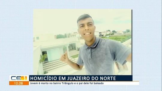 Um jovem é morto no bairro Triângulo em Juazeiro do Norte e outro em Santana do Cariri