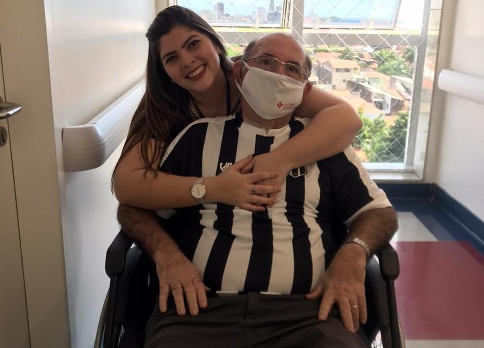 Paciente de 65 anos vence luta contra Covid-19 após sofrer parada ...