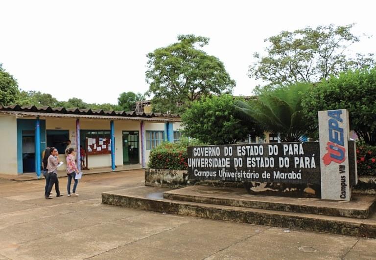 Uepa abre vagas para docente no campus de Marabá, no Pará