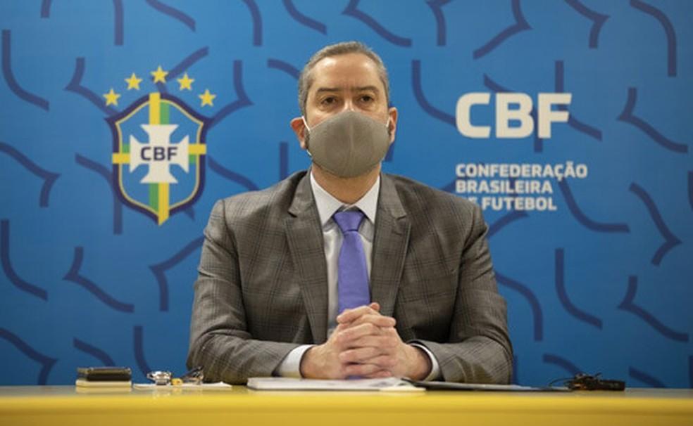 Caboclo reage a afastamento da CBF e diz que foi um notório golpe