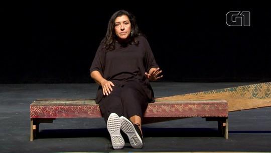 Regina Casé volta ao teatro após 25 anos