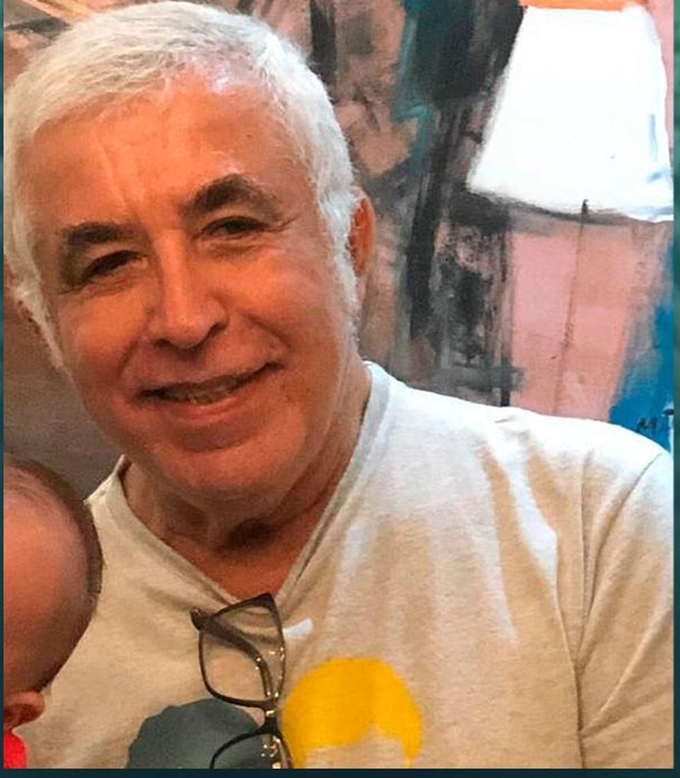 Odorico Patrício Filho foi visto pela última vez na tarde deste domingo no Bairro Praia de Iracema, em Fortaleza — Foto: Divulgação/DHPP