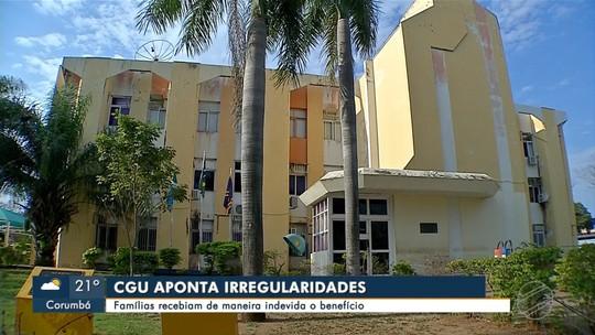 CGU aponta irregularidades em benefícios do Bolsa Família, em Corumbá