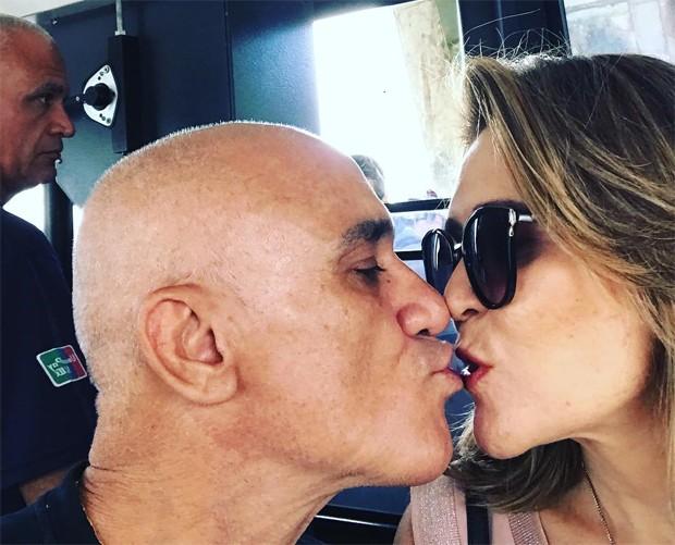 Ayrton e Eva Lima (Foto: Reprodução/Instagram)