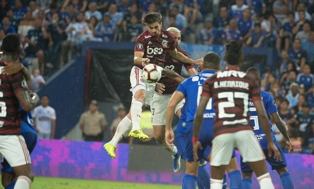 Flamengo e Emelec