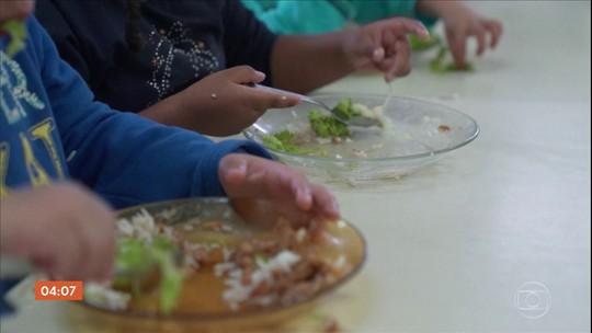 Uma em cada três crianças é considerada subnutrida ou com sobrepeso antes dos 5 anos