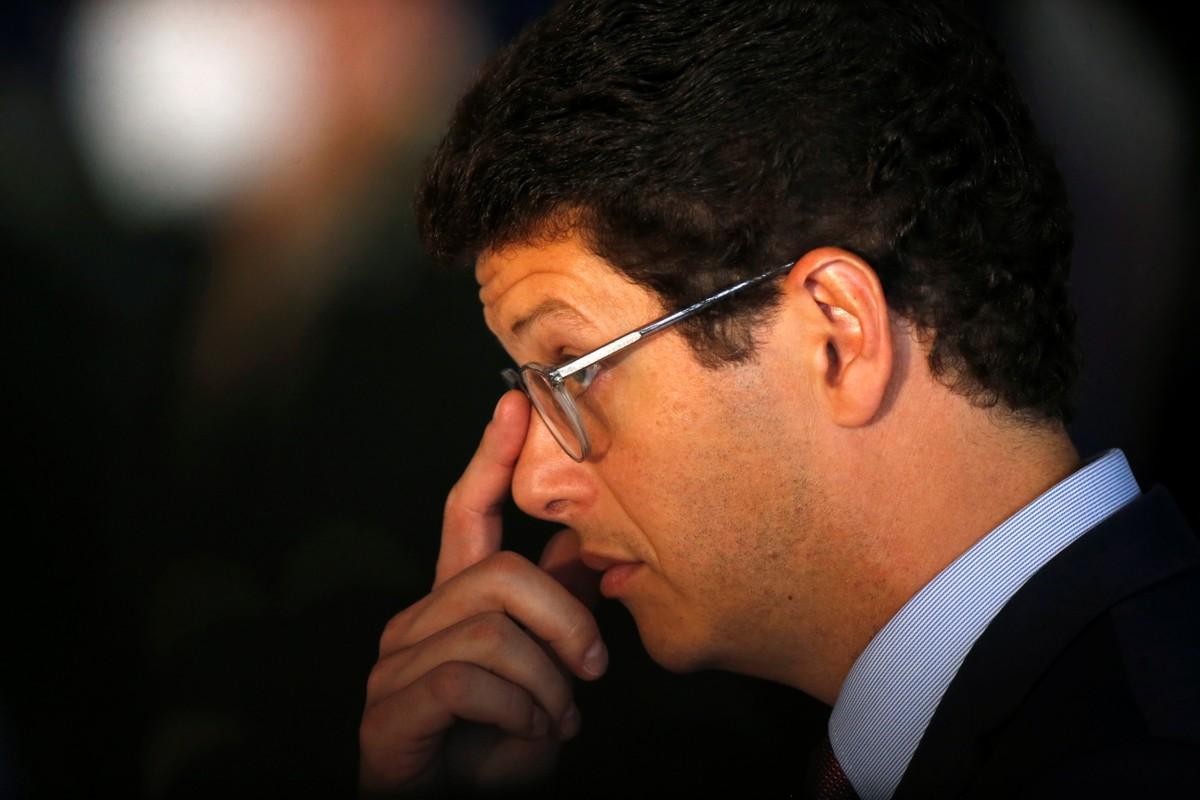 Polícia Federal aciona o Supremo contra Ricardo Salles e diz que ministro dificultou ação de órgãos ambientais