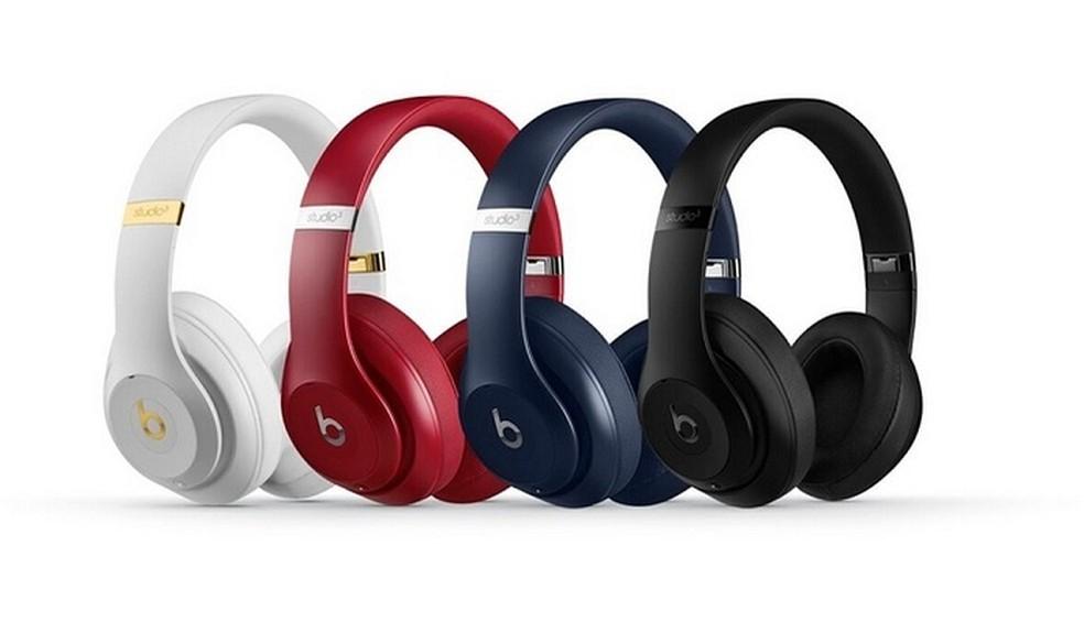 Studio 3 Wireless é um dos fones top de linha da Beats (Foto: Divulgação/Beats)