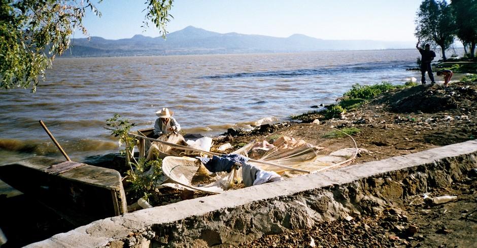 Lago de Pátzcuaro (Foto: Wikicommons)