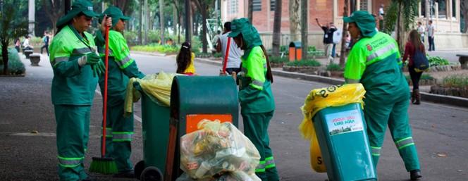 Garis na cidade de São Paulo (Foto: Reprodução/Site SOMA)