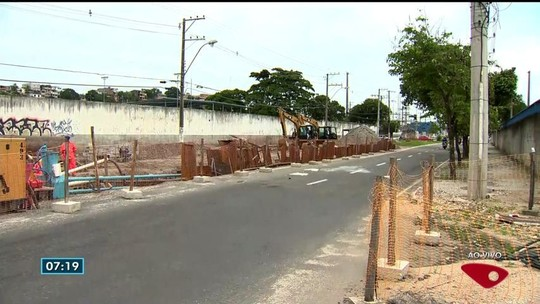 Avenida Leitão da Silva tem nova interdição para motoristas em Vitória
