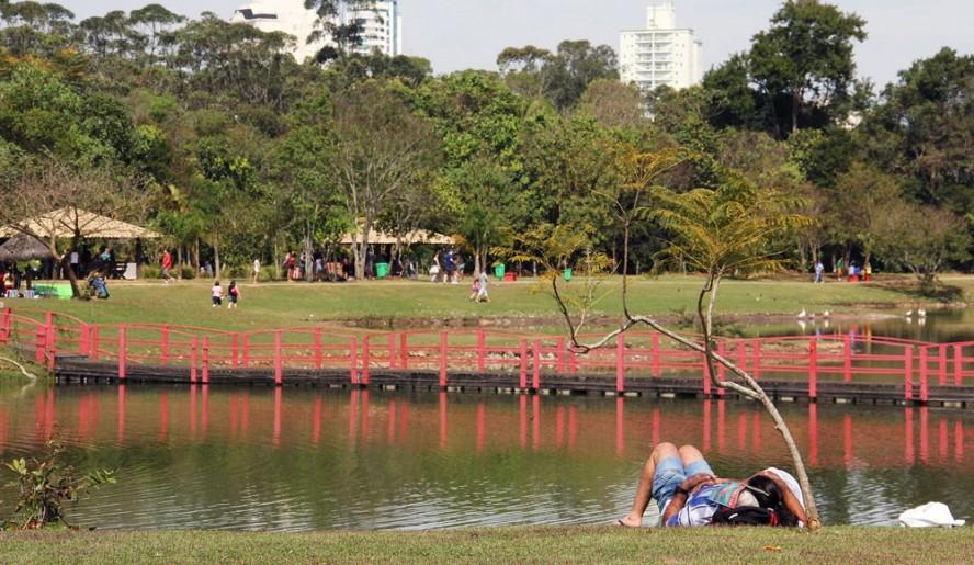 Parques Centenário e Leon Feffer, em Mogi das Cruzes, terão horário de funcionamento ampliado