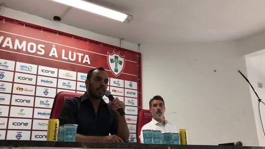 Presidente da Portuguesa cita imbróglio judicial e vê indefinição sobre gestão do clube