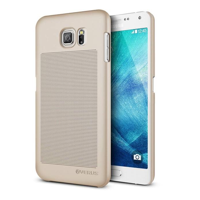 Novas imagens do Galaxy S6 apontam para aparelho curvado e com bordas (Foto: Reprodução/ Phonearena)