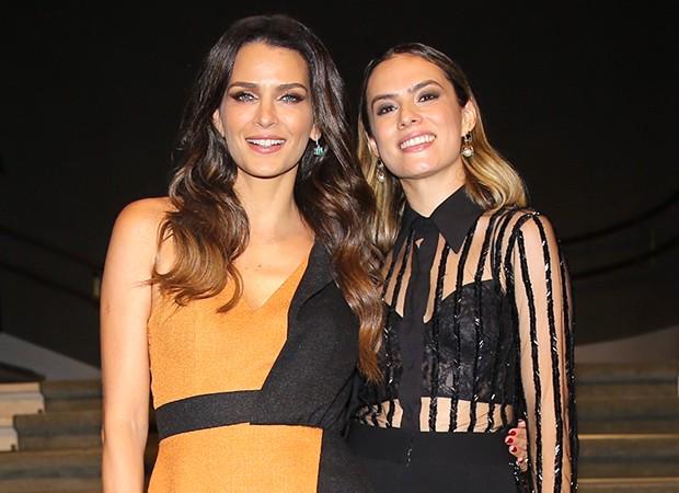 Fernanda Motta e Patricia Bonaldi (Foto: Manuela Scarpa/Brazil News)