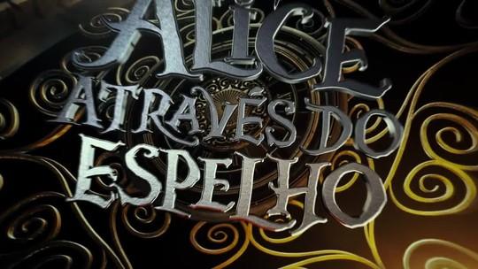 'Alice Através do Espelho' busca passado do País das Maravilhas