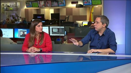 Carlos Eduardo Mansur mostra preocupação com tensão de Tite