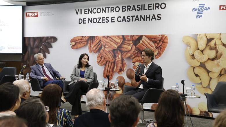 evento-castanha-noz-nozes (Foto: Divulgação)