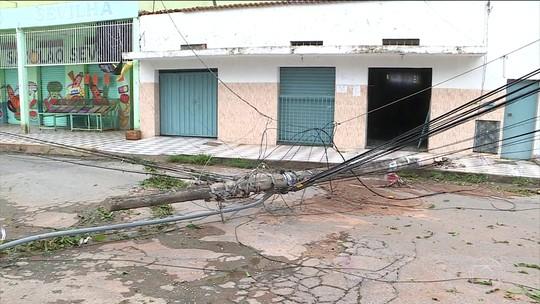 Cidades da Grande BH contabilizam prejuízos após temporal