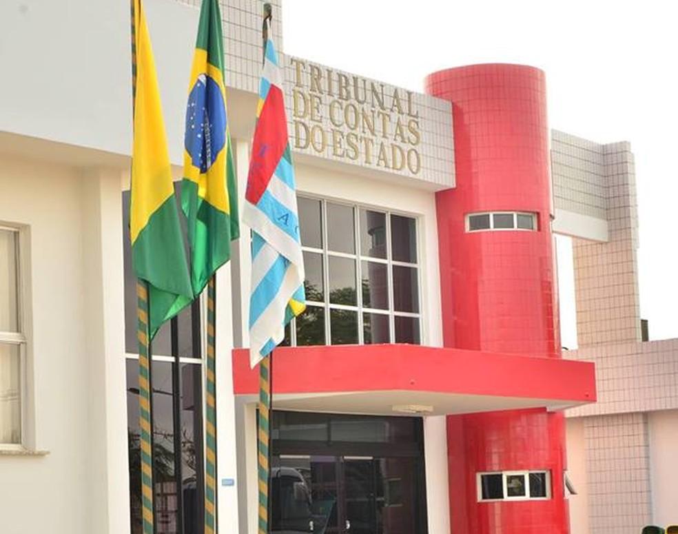 Tribunal de Contas vai fazer 'varredura' para descobrir servidores com acúmulo de cargos públicos no Acre (Foto: Divulgação/TCE-AC)