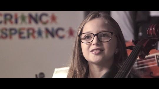 Projeto Dikaion é um dos apoiados pelo Criança Esperança