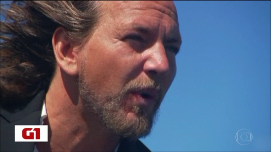 Eddie Vedder e Gorillaz fazem shows em São Paulo nesta sexta-feira; G1 comenta em VÍDEO