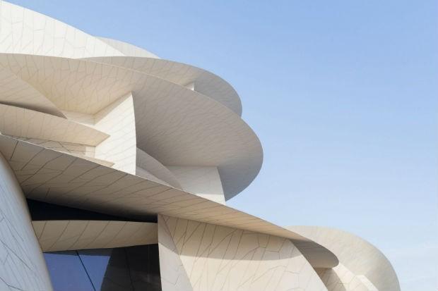 Museu projetado por Jean Nouvel está perto de ser completado (Foto: Divulgação / IWAN BAAN)