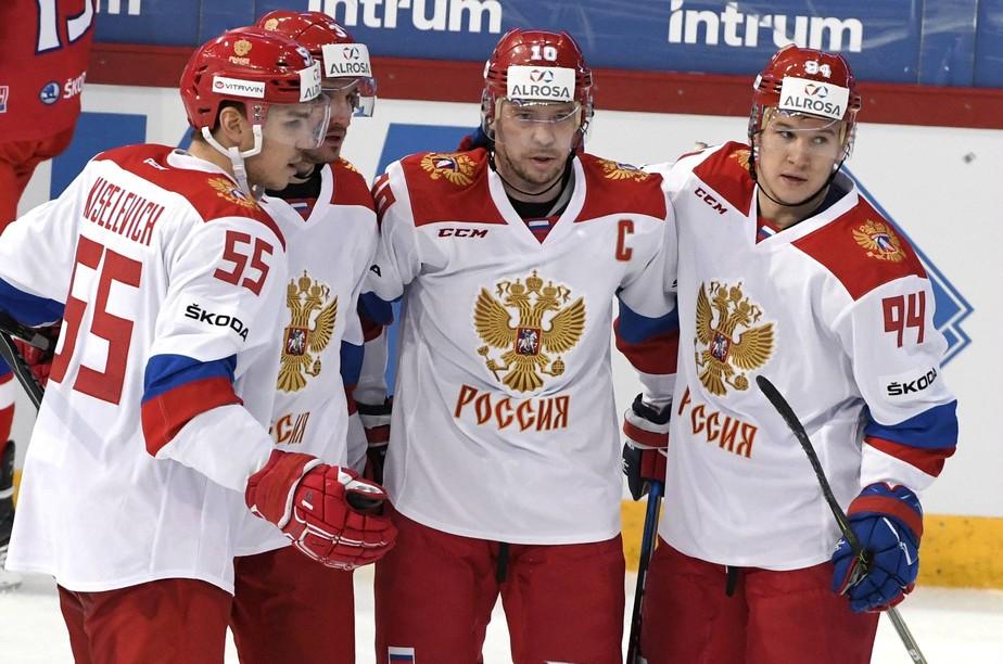 Federação de Hóquei apoia Rússia e diz que COI põe esporte em risco com possível veto