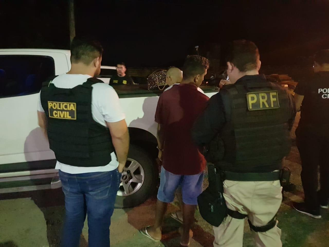 Suspeitos de envolvimento em morte de investigador são presos em Castanhal, nordeste do Pará - Noticias