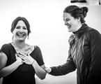 Juliana Knust e Letícia Birkheuer  | Alex Carvalho/TVGlobo