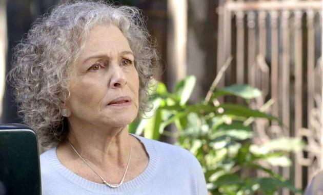 'Espelho da vida': Irene Ravache é Margot (Foto: Reprodução TV Globo)
