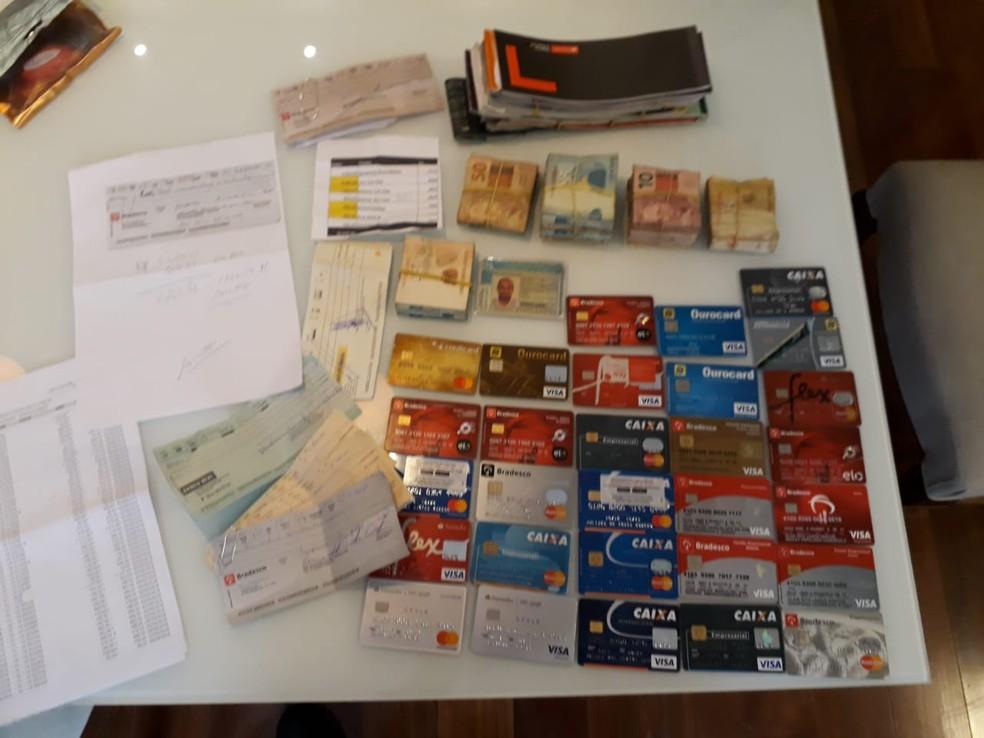 PF deflagra 2 operações de combate a fraudes em licitações e desvios na BA — Foto: Divulgação/PF